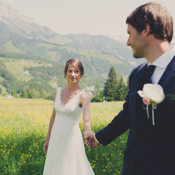 Anna & Christoph -  Hochzeitsfotografie Leogang/Maishofen
