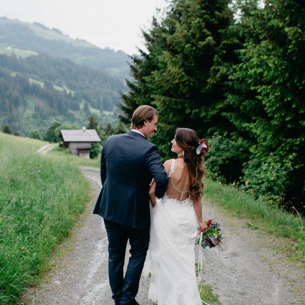 Sophie & Amadeus | Maierl Alm | Hochzeitsfotografie Kirchberg in Tirol